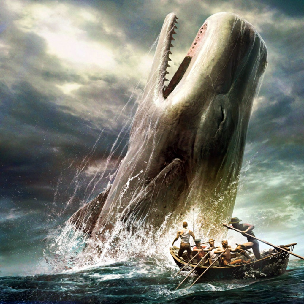 Moby-Dick illustration